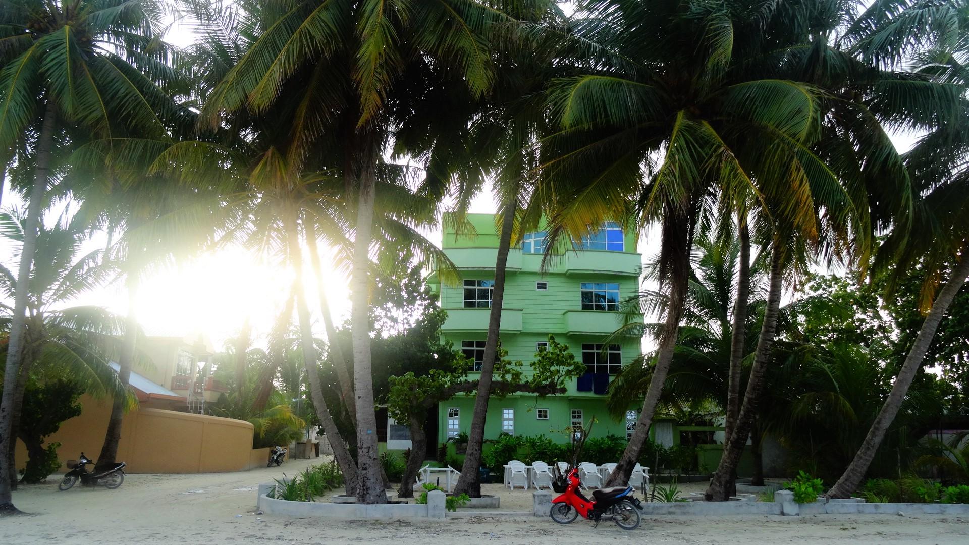Leisure Boutique Hotel op Maafushi in de Malediven