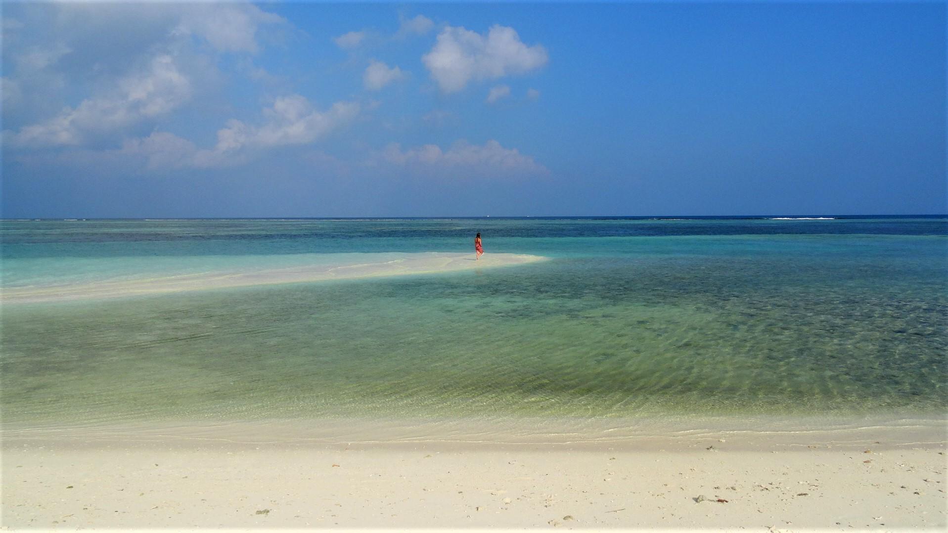 Strand van Maafushi